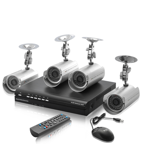 CCTV systems for business and home settings