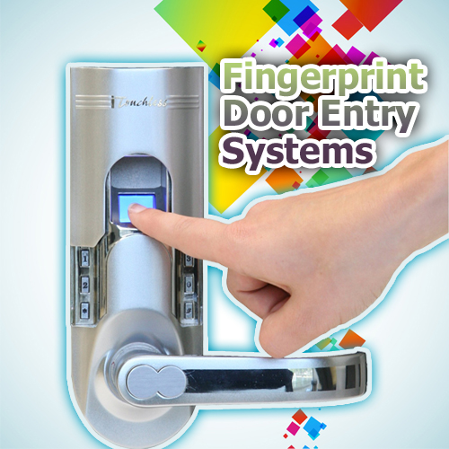 Biometric Fingerprint Door Security Locks